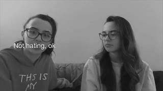 Merrell Twins This is the REAL REASON they were Koreaboos/React 'Getting hate for kpop' Video Part 1