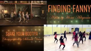 "Shiamak London students dancing to ""Shake Your Bootiya"""