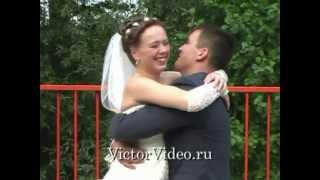 Свадьба в Воскресенске.На небо улечу
