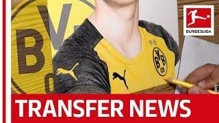 Borussia Dortmund Sign Argentinian Wonderkid…