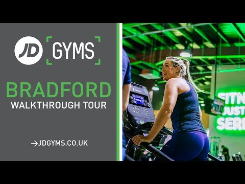 JD Gyms - Bradford Walkthrough Tour