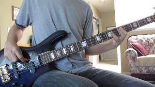 Audioslave - Sound of a Gun Bass Cover