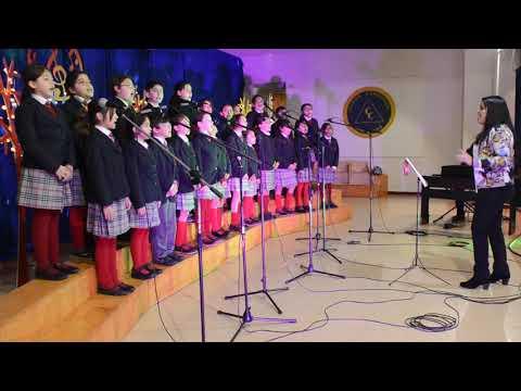 Saint John's School's choir, Scars to your beautiful by Alessia Cara