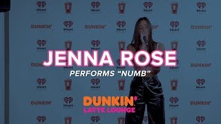 Jenna Rose Performs 'Numb' Live   DLL
