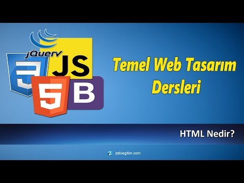ücretsiz web tasarım kursu