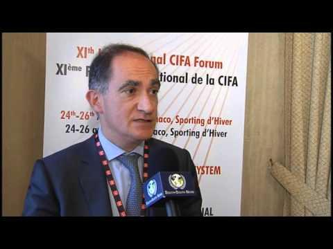 2013 Int. - Jean Castellini Minister of Finance and Economy Monaco