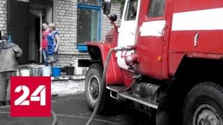 ЛНР остается без украинской воды