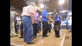 """Do U Like Good Music"".......Keith Frank & the Soileau Zydeco Band.......4/14/13"