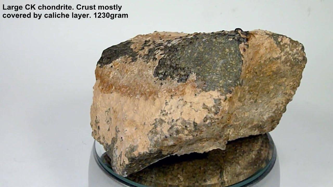 Chondrite Meteorite