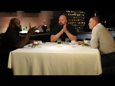 Big Show reveals who WWE's strongest athletes are, on WWE Network's Table for 3