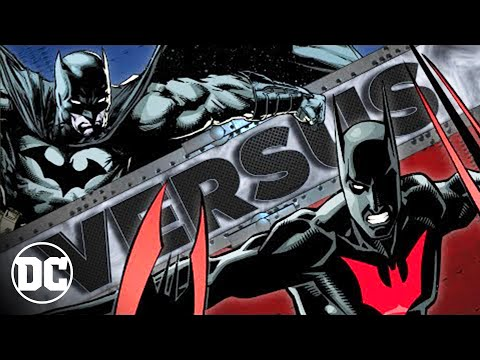 BATMAN vs BATMAN BEYOND