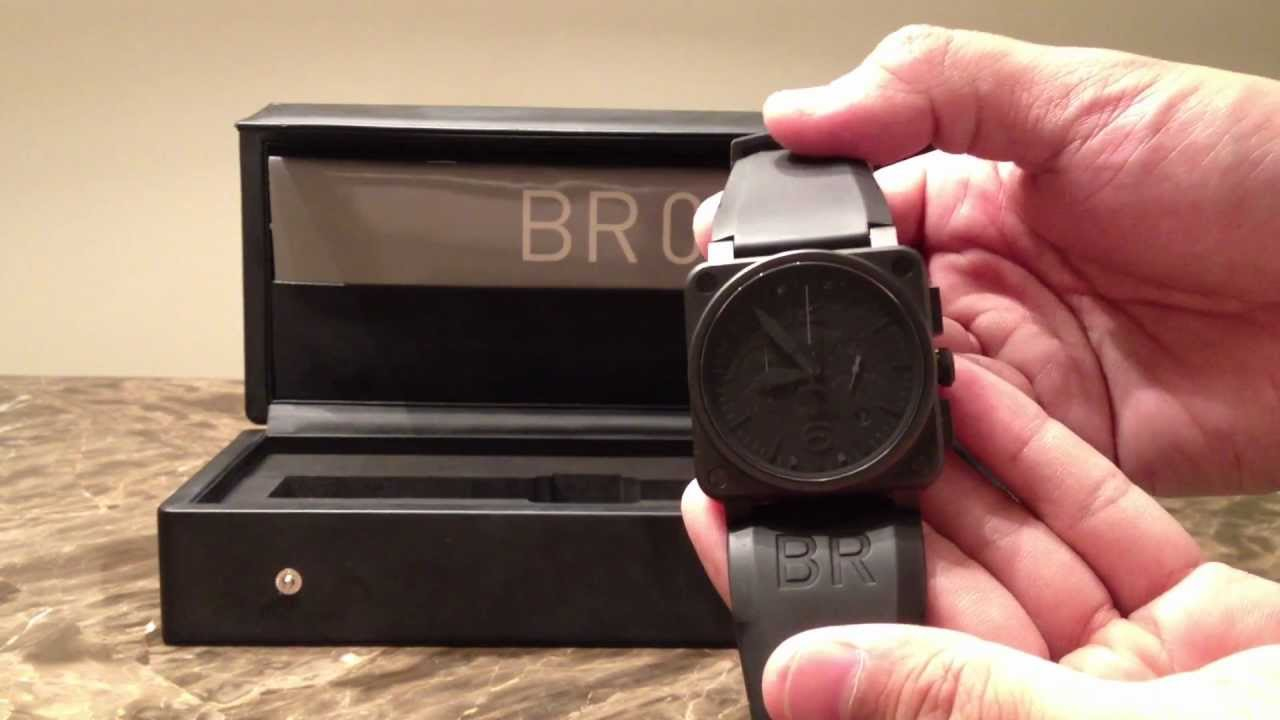 Bell Ross Br03 Phantom Review