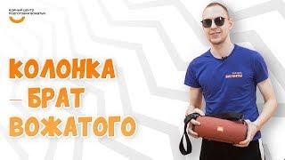 Колонка - брат вожатого | Видеокурс Вожатый XXI 🔸 Лайфхак от программного лагеря Ваганты