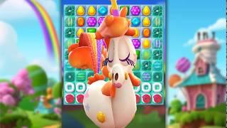 Candy Crush Friends Saga Level 324 (3 stars, No boosters)