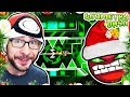 Geometry Dash: THE 12 DEMONS OF CHRISTMAS #1 // LastStep (Hard Demon) by Nashii