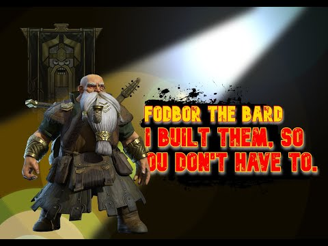 FODBOR the BARD   I Built Them, So You Don't Have To   RAID: Shadow Legends