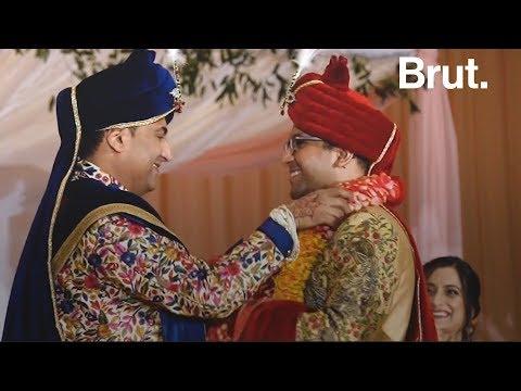 A Huge Jain Gay Wedding