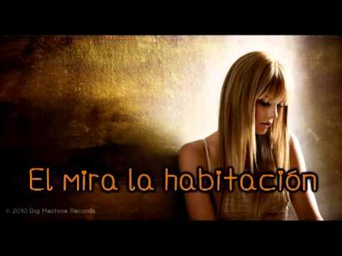 I'd lie - Taylor Swift (Español)