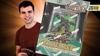 Best Yugioh 5ds Starter Deck Junk Destroyer Opening and Review!