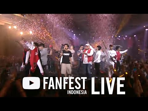 YouTube FanFest Indonesia 2016 Livestream