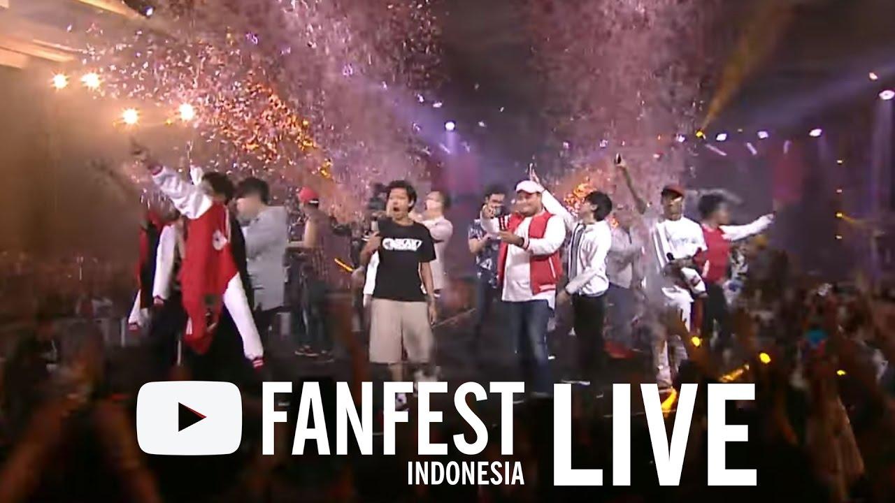 YouTube FanFest Indonesia 2016 Livestream - YouTube