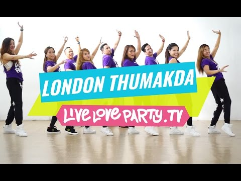 London Thumakda | Zumba® | Live Love Party