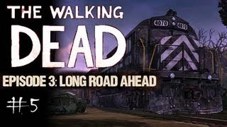 The Walking Dead - Episode 3 Part 5 - Ru...