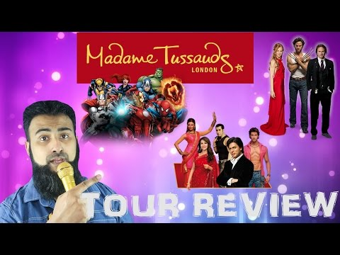 Madame Tussaud's London Tour Review 2017 | How To Book Cheap Tickets Online | Tips + Advice
