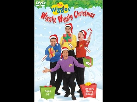 Opening and Trailers from The Wiggles: Wiggly, Wiggly Christmas ...