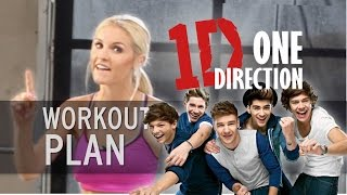 XHIT - One Direction Workout Plan