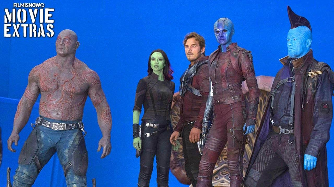 Download Go Behind the Scenes of Guardians of the Galaxy Vol. 2 (2017)