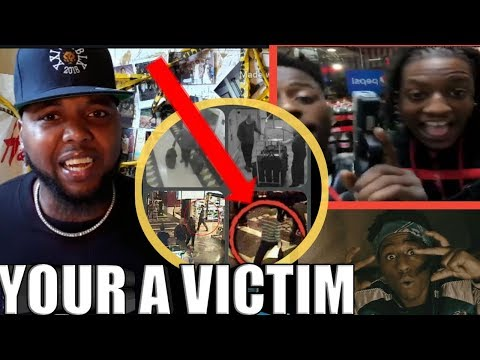 "Rico Reckless ""SUPPOSED TO DIED"" in car like ZACHTV1 in ATL!!?