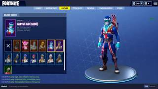 SELLING FORTNITE ACCOUNT RANK 90+ / BATTLE PASS LEVEL 70 / 30+ ALL SKINS AND GLIDERS