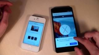 Lenovo A7000 vs iPhone 4S