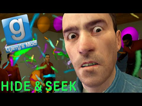 Garrys Mod Hide & Seek Fun - Distraction, Toilet Soup, Blame the Lag (Gmod Funny Moments)