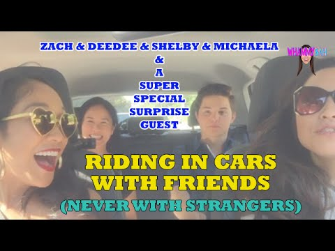 TO ANIME EXPO WE GO! zach, deedee, shelby, michaela and special guest! jen paz?!? maybe