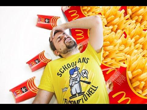 Как сжечь 2000 калорий в день