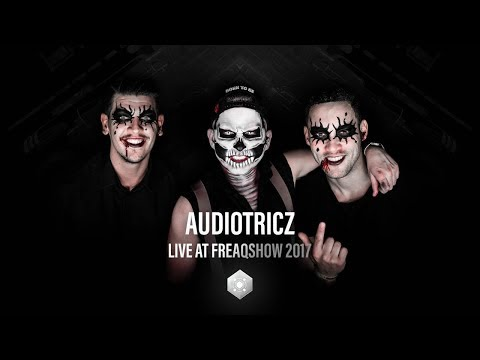 Audiotricz - Live at Freaqshow 2017 Ziggo Dome, Amsterdam