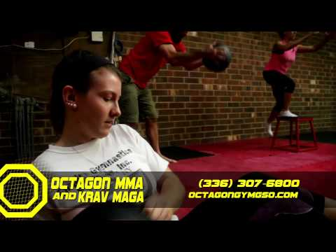 Octagon MMA And Krav Maga - Whats In Your Gym V.2