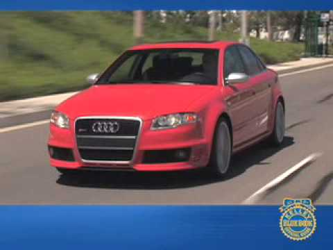 2007 Audi RS 4 Review - Kelley Blue Book
