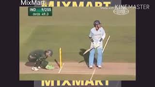 Adam Gilchrist Funny Stumping Moment!