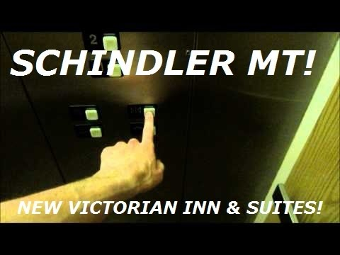 Schindler 300a Hydraulic Elevator At New Victorian Inn And