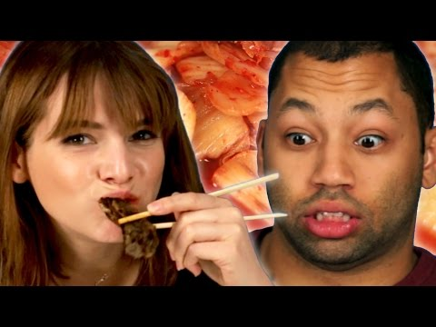 Southerners Try Korean BBQ