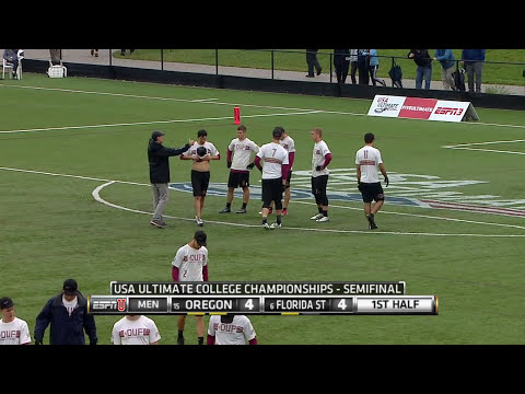 Florida State v Oregon (2015 College Championships - Men's Semifinal)