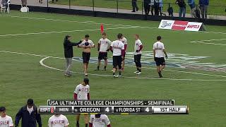 Florida State v Oregon (2015 College Championships - Men