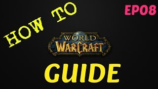 Warcraft - How to buy a flying mount in Orgrimmar - EP07