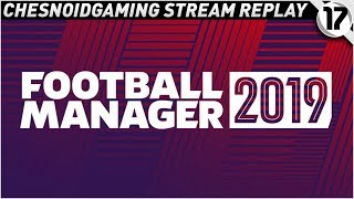 Football Manager 2019 Ep17 - CHALLENGING FOR AUTO PROMOTION!!