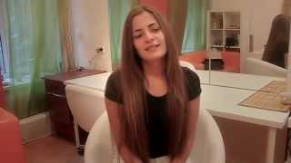 Отзыв кератиновое выпрямление и восстановление волос в салоне Instahair(, 2015-08-01T18:05:01.000Z)