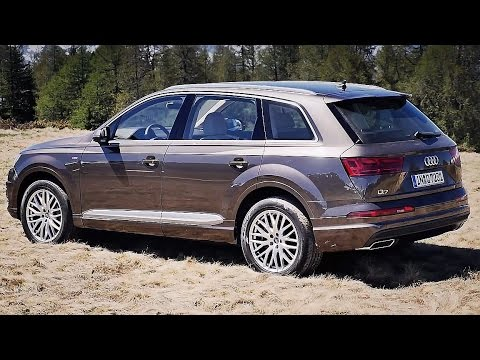 New Audi Q7 Review 2015 Youtube