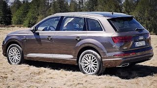 New Audi Q7 review (2015)